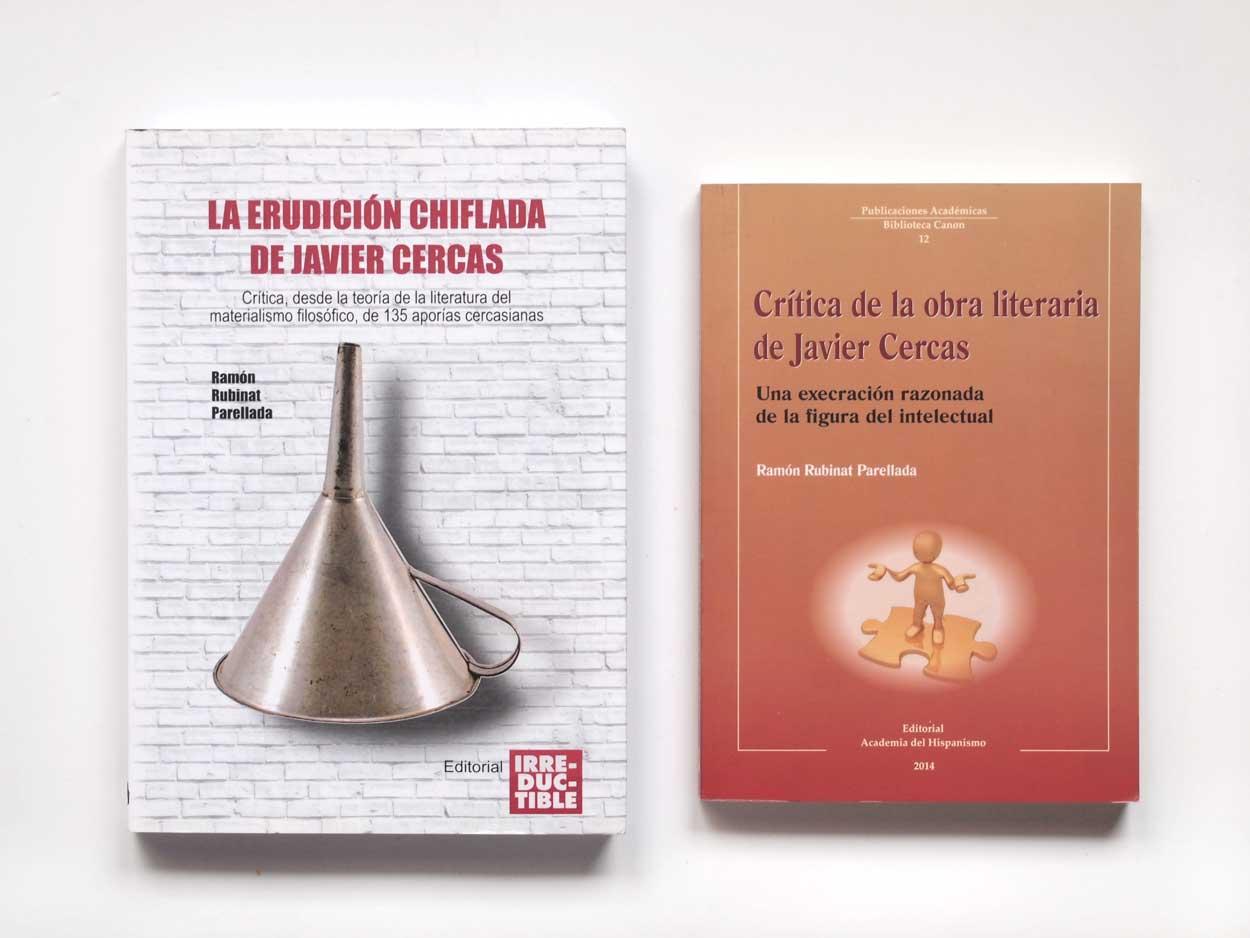 Crítica Javier Cercas